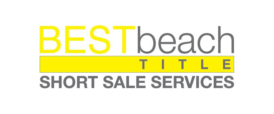 Best Beach Short Sale Logo Design