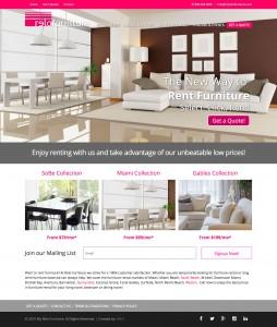Reno Furniture - Design by M&O