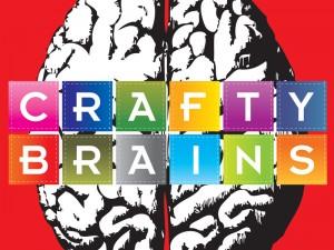 Crafty Brains - Logo Design by M&O