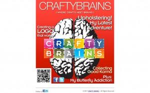 Crafty Brains Email Design