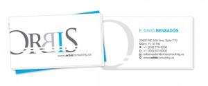 Orbis Business Cards