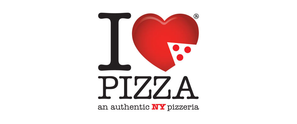 I Love Pizza Logo