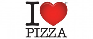 I Love Pizza - Logo Design by M&O
