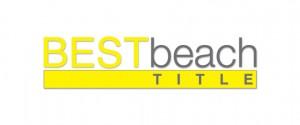 Best Beach Title Logo