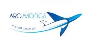Arc Avionics Logo Design