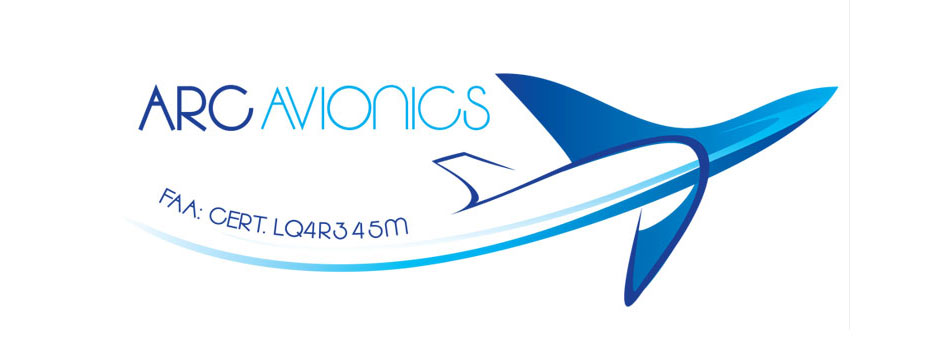 Arc Avionics Logo Design