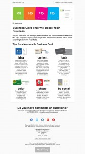 Business Card Design That Will Boost Your Business
