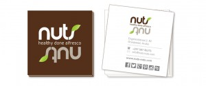 Nuts Nuts Business Cards