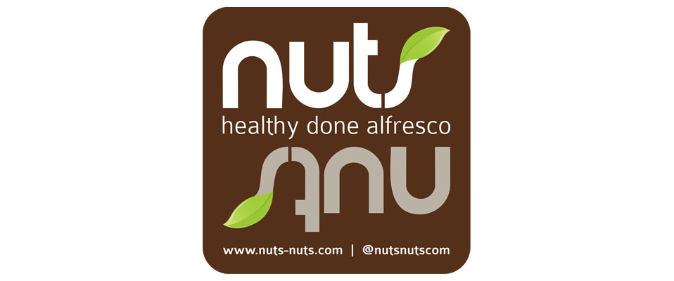 Nuts Nuts Logo design