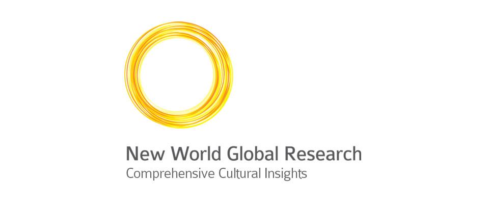 New World Global Research - Logo Design