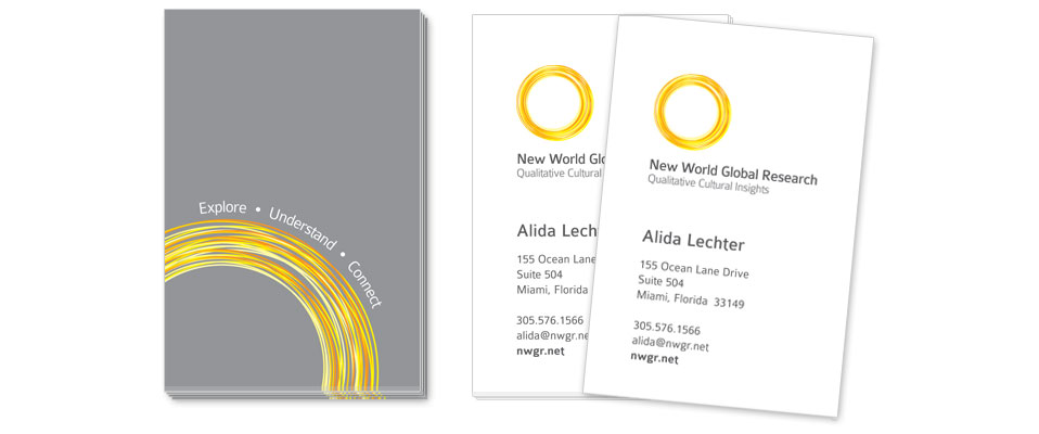 NWGR Business Cards