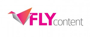 Fly Content - Logo Design by M&O
