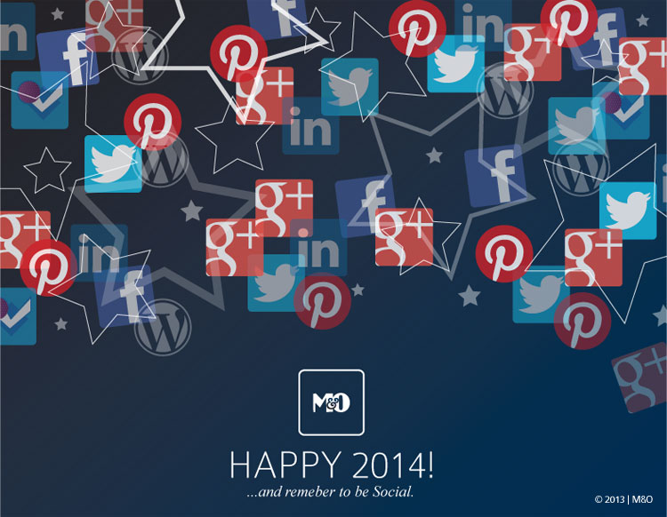 M&O wishes you a Happy 2014!