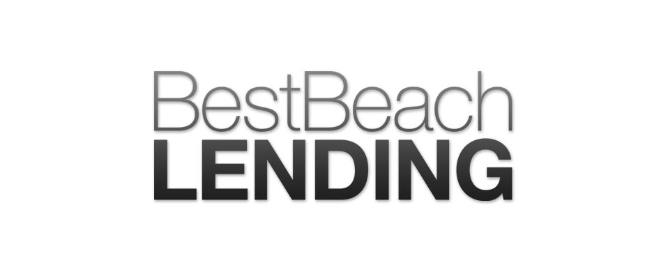 Best Beach Lending - Logo Design by M&O