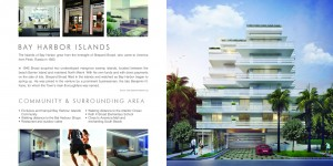 Pearl House Brochure Design