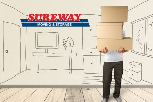 Sureway Moving - Design by M&O