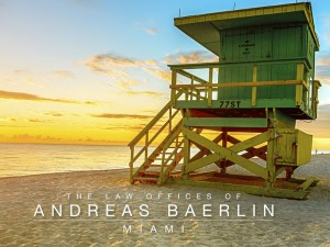 Law Offices of Andreas Baerlin - Web Design by M&O