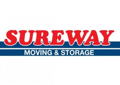 Sureway Moving - Logo Design by M&O