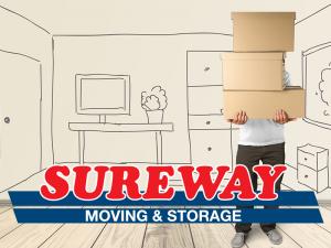 Sureway Moving - Design by M&O