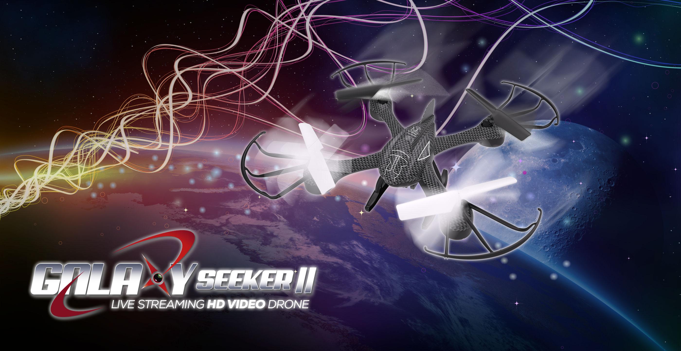 Galaxy Seeker II for Odyssey Toys by M&O