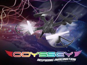 Odyssey Toys Webdesign by M&O