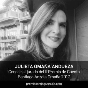 II Premio de Cuento Santiago Anzola Omaña - Social Media Image