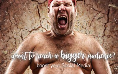 Want To Reach A Bigger Audience? Boost your Social Media