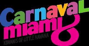 Carnaval Miami - Logo Collaboration design by M&O