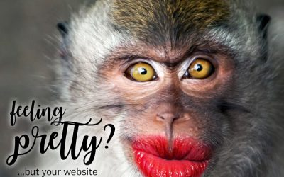 Feeling pretty? …but your website doesn't look good on mobile?