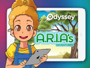 ARIA's Adventures by Odyssey Toys