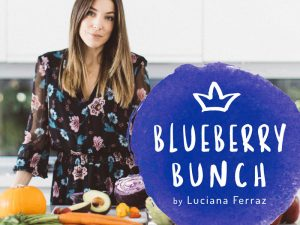 Blueberry Bunch by Luciana Ferraz