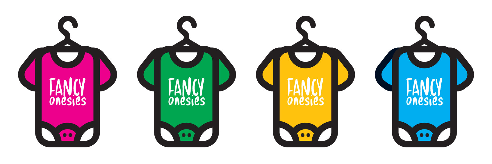 Fancy Onesies - Every character starts with a Onesie