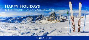Cobaltum- eCard Design by M&O