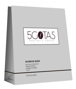 5 Gotas - Specialty Coffee